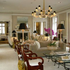 Patterned Living Room Chairs High Back Dining Chair Covers Luxury Experience - The Supper At Glenmere Mansion, Chester, Ny, United States