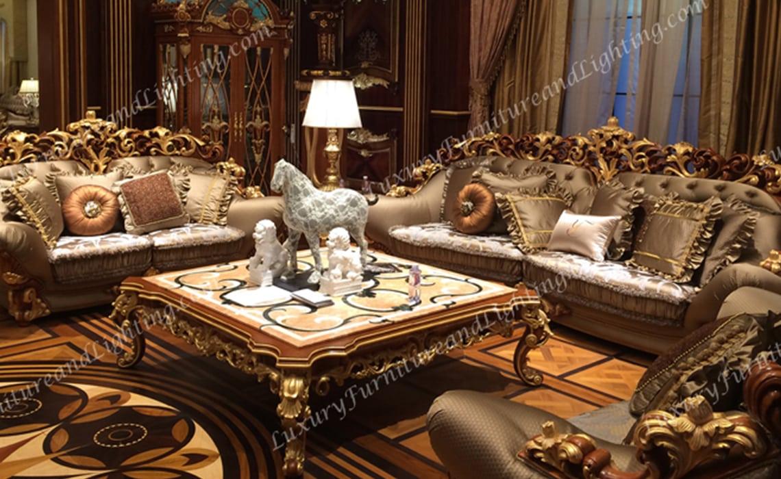 Brunello Italian Furniture  Italian Living Room Furniture