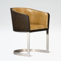The Classic chair on a metal pole, Armani Casa - Luxury ...