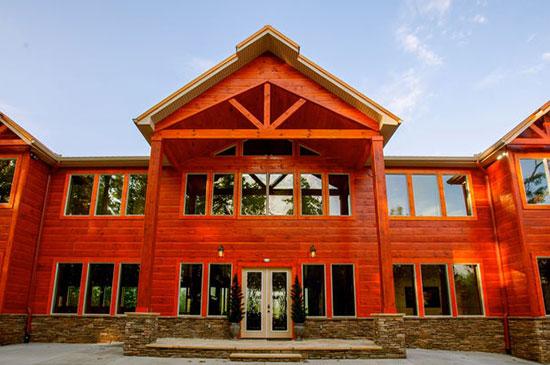 Foxwood Mansion14 Bedrooms Gatlinburg Luxury Cabin Rentals