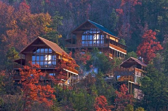 Smoky Mountain Luxury Cabins