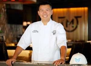 Chef Chi Chan, Mastro's Ocean Club FTL_ Photo Credit Landry's