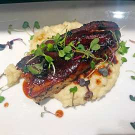 Fleming's Pork Belly