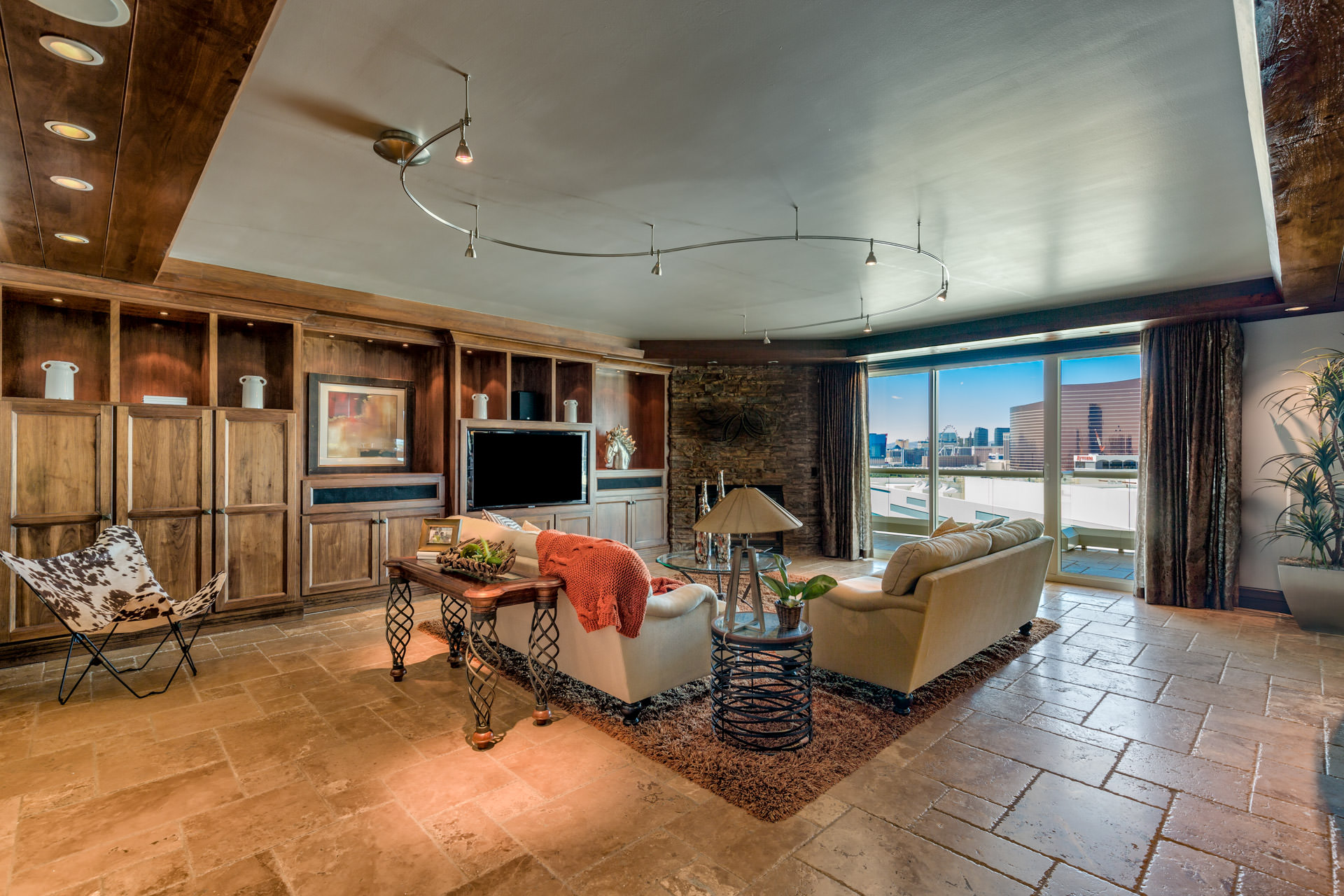 Turnberry Place Unit 2502 Luxury Homes Las Vegas