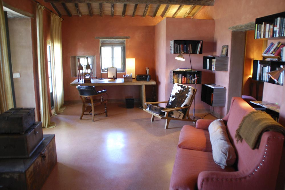 Tuscan Vacation Villa