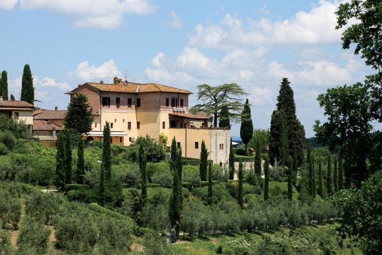 Villa Collalto Large Tuscan Holiday Rental