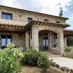 Villa for rent in Seggiano