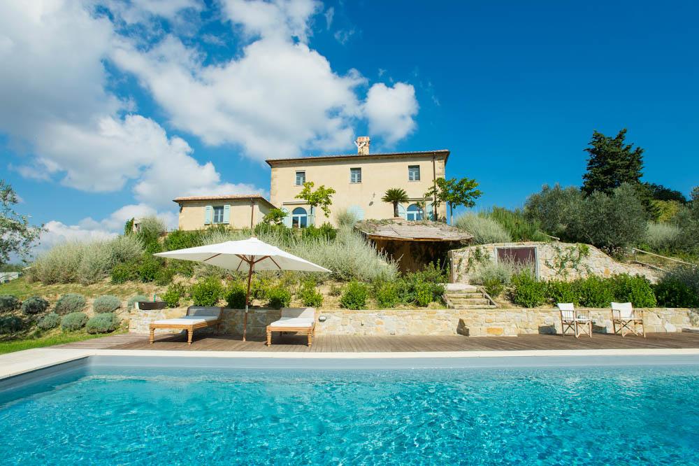 Villa San Casciano dei Bagni   Villa Belcanto