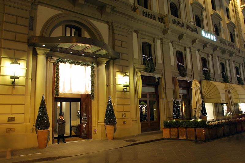 Savoy Hotel Florence  Find The Best Rocco Forte Hotel Savoy Rate