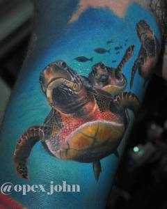Luxury Ink Bali Tattoo Gallery Animal Style111