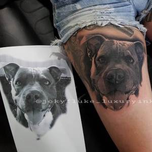 Luxury Ink Bali Tattoo Gallery Animal Style114