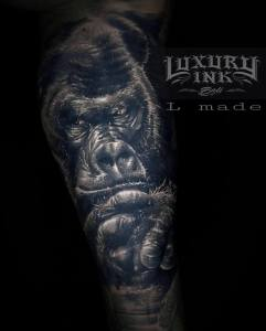 Luxury Ink Bali Tattoo Gallery Animale Style123