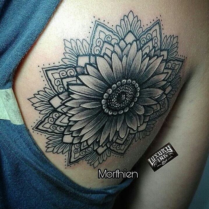 Luxury Ink Bali Tattoo Gallery Blackwork style102