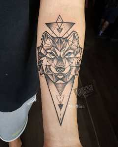 Luxury Ink Bali Tattoo Gallery Blackwork style119