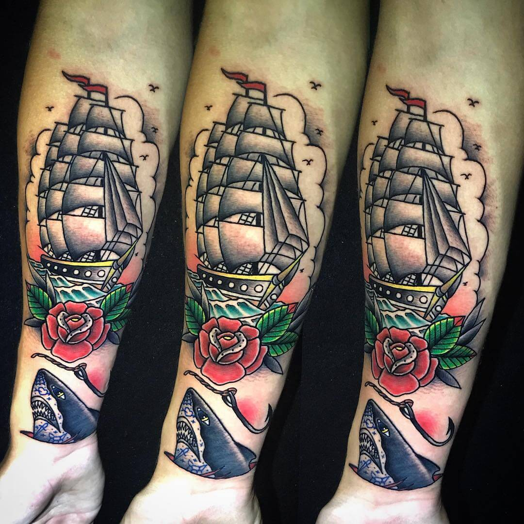 Luxury Ink Bali Tattoo Gallery Traditional Style110