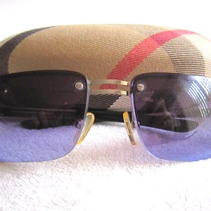 Burberry By Safilo Purple Sunglasses