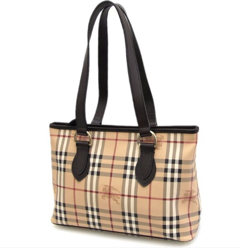 682296e3964 Burberry Nova Check Haymarket Regent Tote Bag - Luxurylana ...