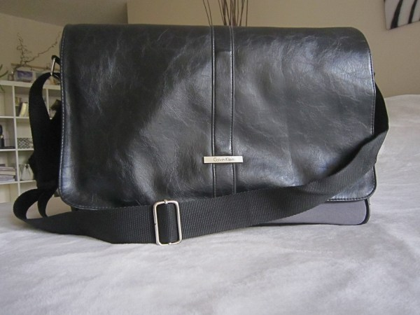 Calvin Klein Messenger Bag-1
