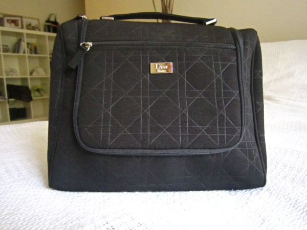 Christian Dior Beauty Cosmetic Case