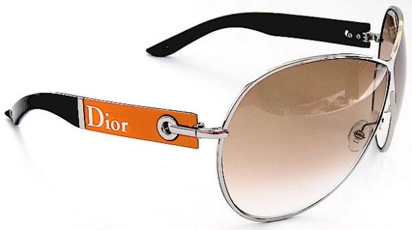Christian Dior Logo Sunglasses