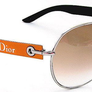 Christian Dior Logo Sunglasses
