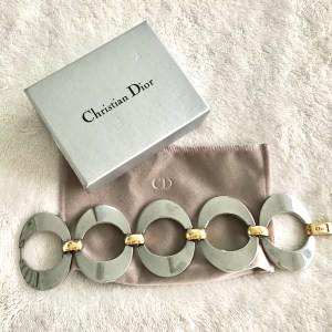 Christian Dior Signed Bracelet