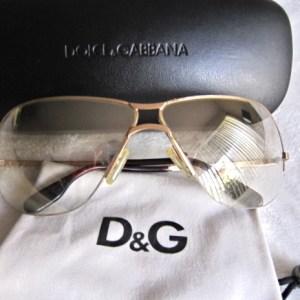 Dolce Gabbana Aviator Sunglasses