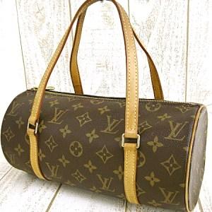Louis Vuitton Monogram Canvas Papillon 26 Handbag