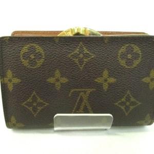 Louis Vuitton Monogram Viennois Bifold Kisslock Wallet