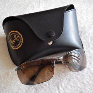 Ray Ban Sidestreet Polarized Sunglasses