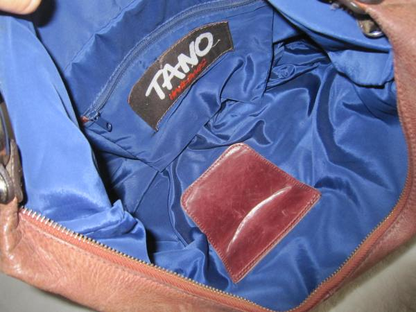 Tano Leather Hobo Bag-4