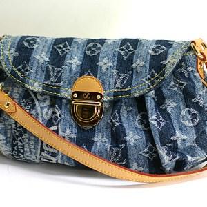 Louis Vuitton Mini Pleaty Raye Bag