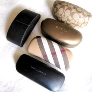 Designer Sunglasses Cases