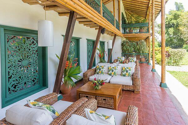 Hacienda Bambusa Colombia