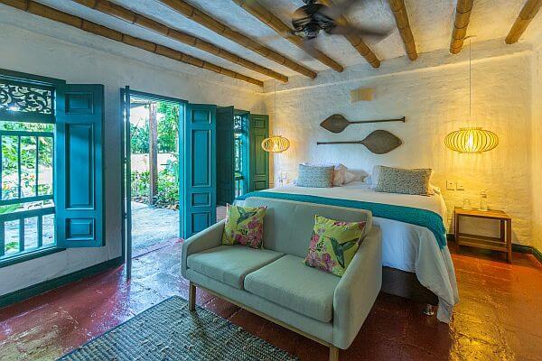 review of Hacienda Bambusa hotel