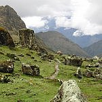 lodge to lodge trek to Machu Picchu