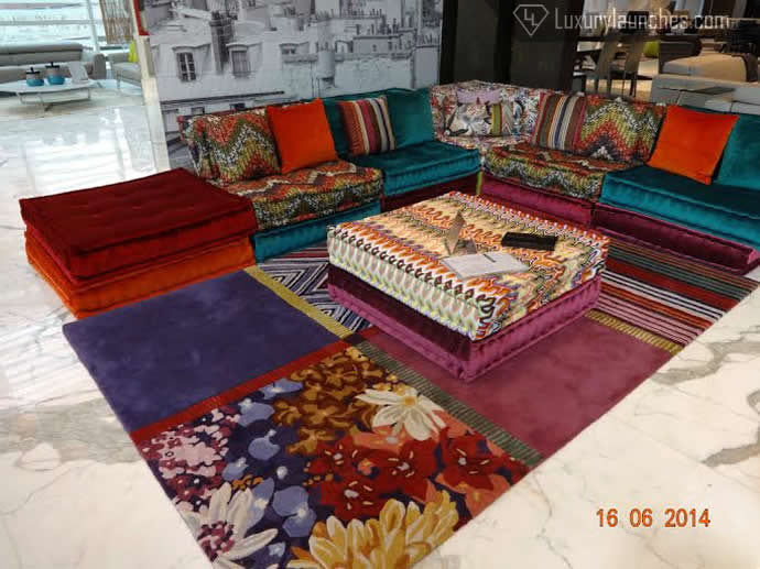 Roche-Bobois Brings The French Art Of Living To Indian