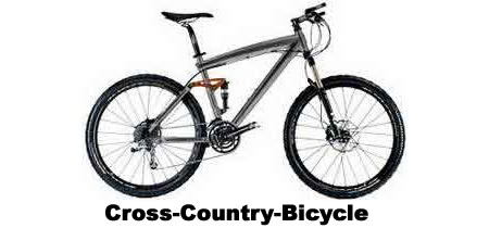 BMW Cross Country Bicycle for $6,600