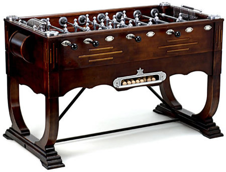 Brocantique Antique Foosball table for 15000
