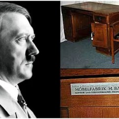 Bookshelf Chair For Sale Lowes Card Table And Chairs Adolf Hitler's Furniture To Fetch A Million Dollars