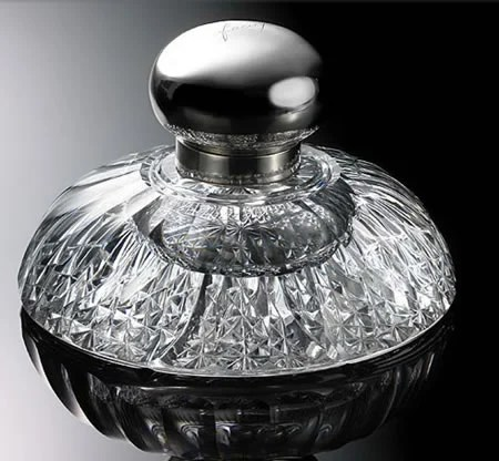 Ralph Lauren Silver And Crystal Inkwell For 9 200
