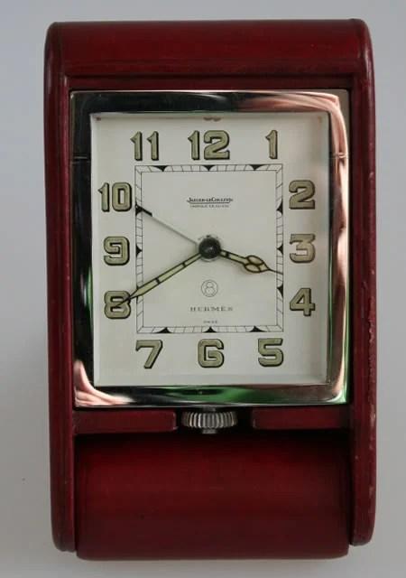 hermes travel alarm clock