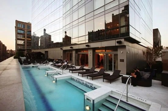 Bar dEau to open on the seventh floor of Trump SoHo New