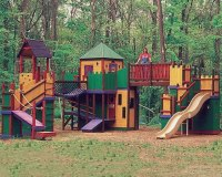 Tumble Outpost: The most expensive playhouse for $122,730