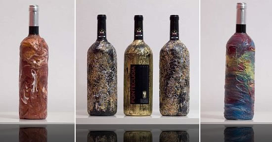 Bespoke's Limited Edition Collection Stores Wine In Unique