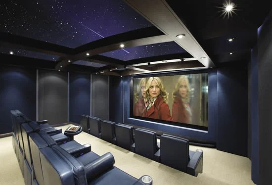 At 250000 the worlds best home theater also helps to