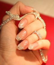 world's expensive manicure