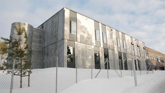 Norways 1 Million Halden Prison for a luxury jail sentence
