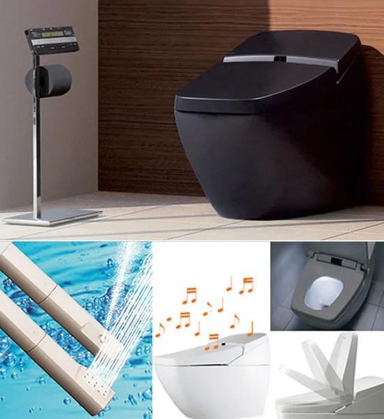 Inax Regio Smart Toilets for Christmas
