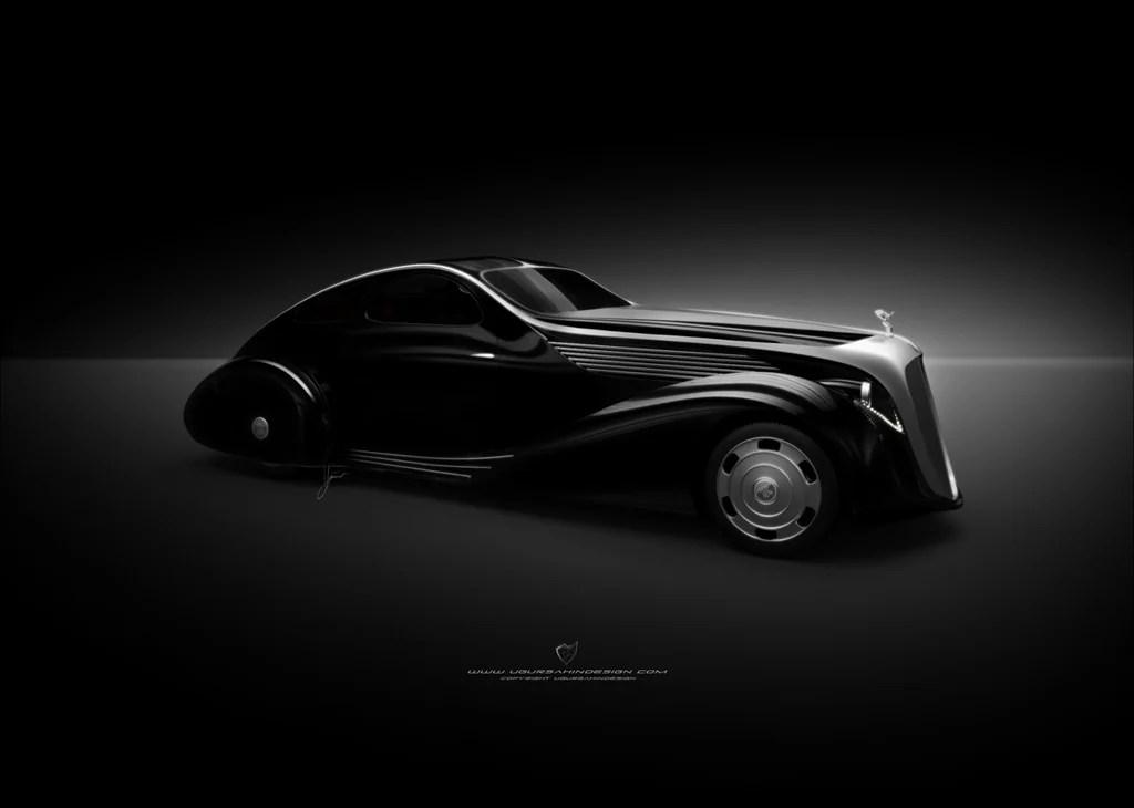 Roll Royce Car Hd Wallpaper Rolls Royce Jonckheere Aerodynamic Coupe Ii Design Is